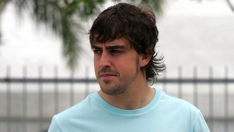 Formule 1 : Fernando Alonso chez Ferrari !