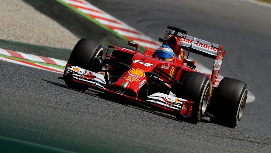 F1 - Essais 1 GP Canada 2014 : Fernando Alonso retient les Mercedes
