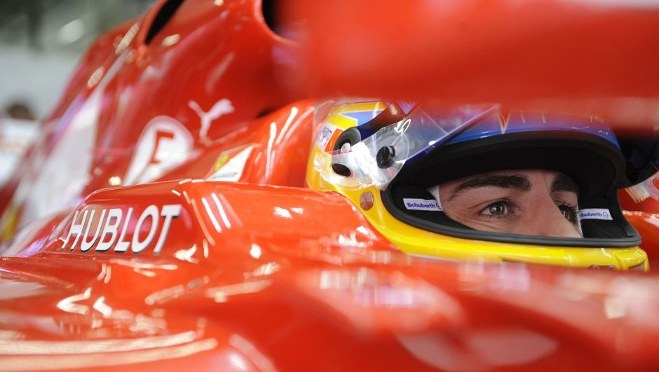 F1 - GP Chine : Fernando Alonso, taille patron