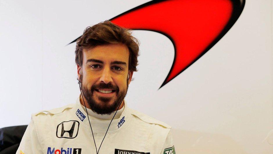 F1 : Alonso chez McLaren-Honda jusqu'à fin 2017