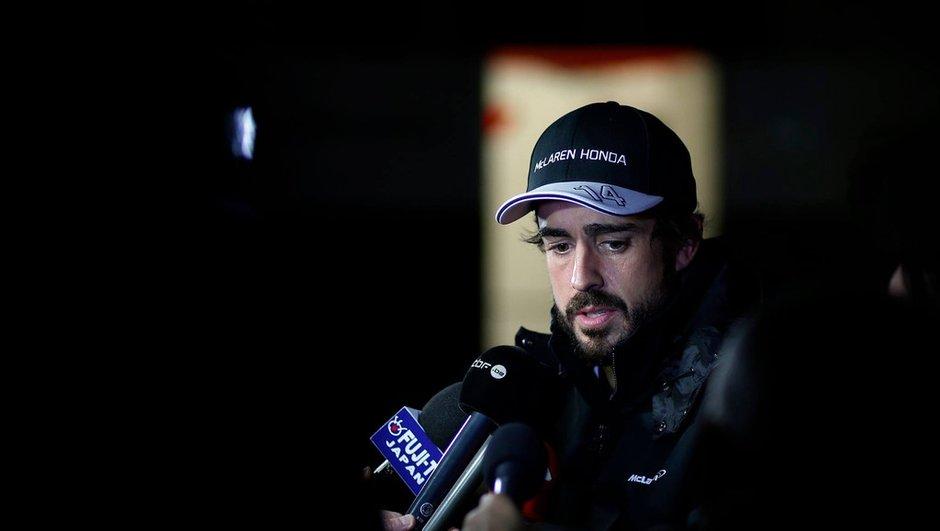 F1 : Alonso ne sera pas au GP de Bahreïn !