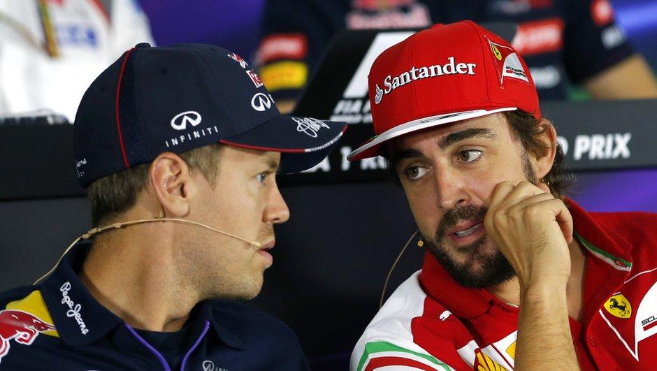 F1 2015 : Fernando Alonso quitte Ferrari, remplacé par Sebastian Vettel