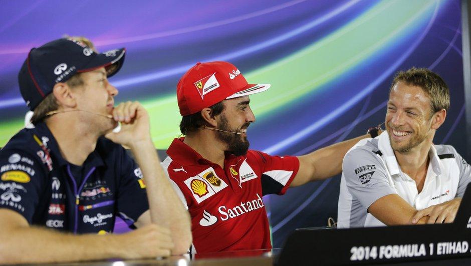 F1 2015 : Le point sur les transferts