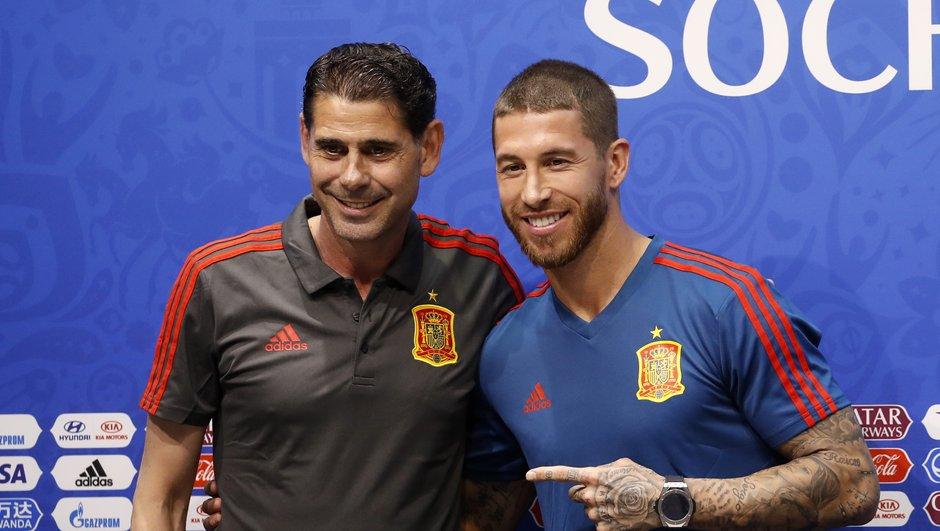 """""""On dirait qu'on est au funérarium"""" : quand Sergio Ramos détramatise la situation de l'Espagne"""
