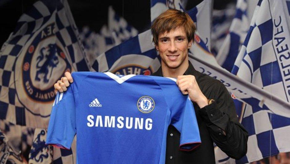 Un an après... Fernando Torres à Chelsea