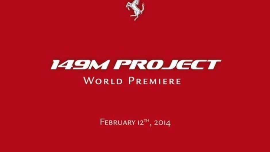 Ferrari California 2014 : un gros restylage pour le 12 février