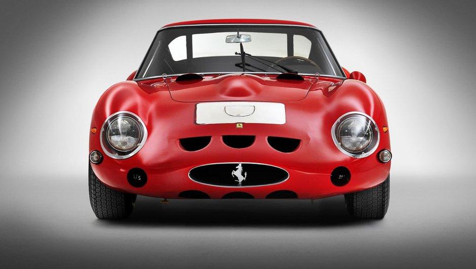 Ferrari 250 GTO 1962 : vente aux enchères record à 28,5 millions d'euros