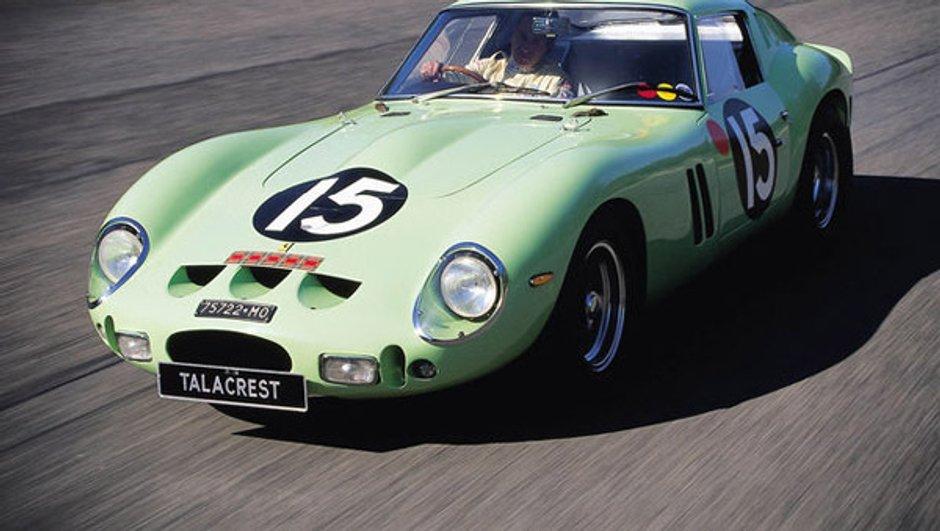 Ferrari 250 GTO : la plus chère voiture du monde