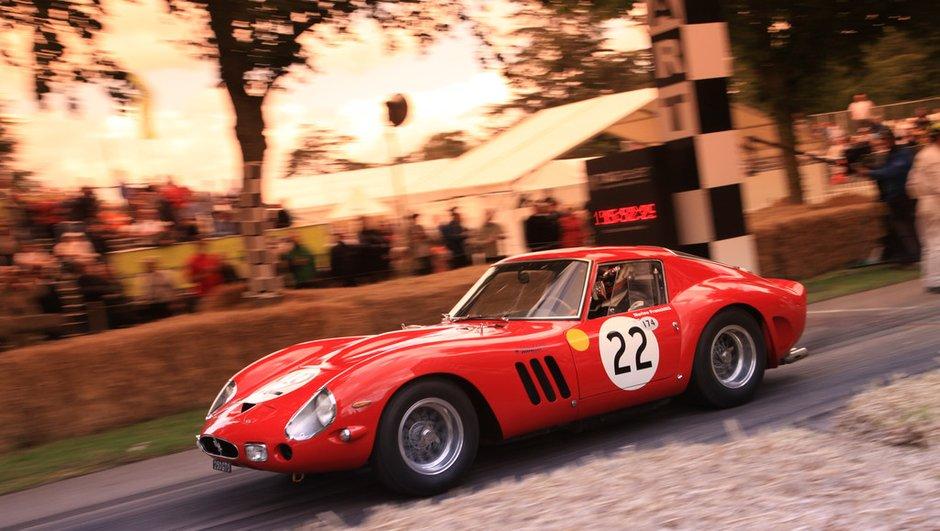Record : une Ferrari 250 GTO vendue 38,5 millions d'euros