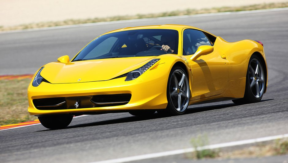 La Ferrari 458 Italia équipée du turbo pour le Salon de Genève 2015 ?