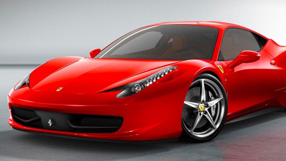 Salon de Francfort 2009 : Ferrari 458 Italia, remplaçante de choc