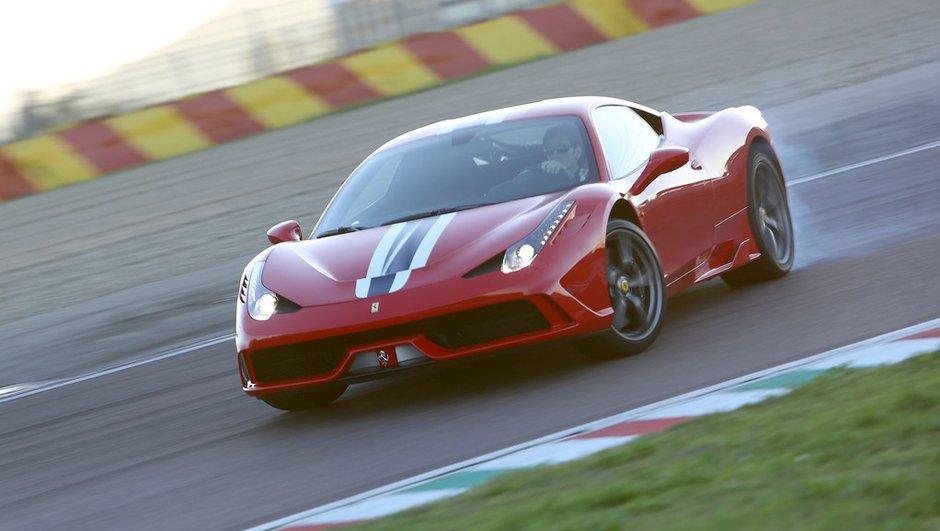Ferrari 458 Speciale : les acheteurs forcés à choisir plus d'options ?