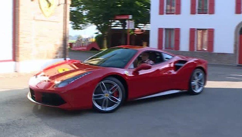 Ferrari 488 GTB: jusqu'à 4 ans d'attente pour recevoir un exemplaire?