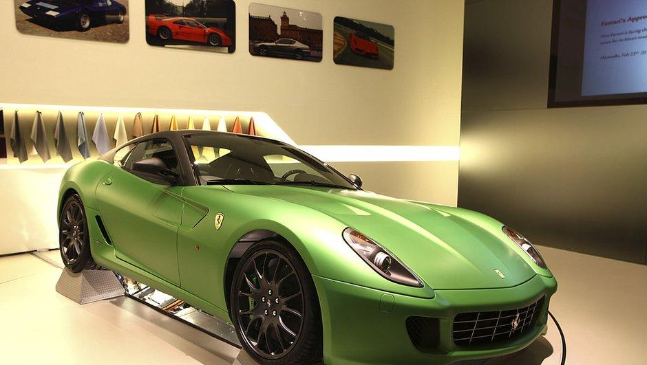 Que prépare Ferrari pour le salon de Genève ?