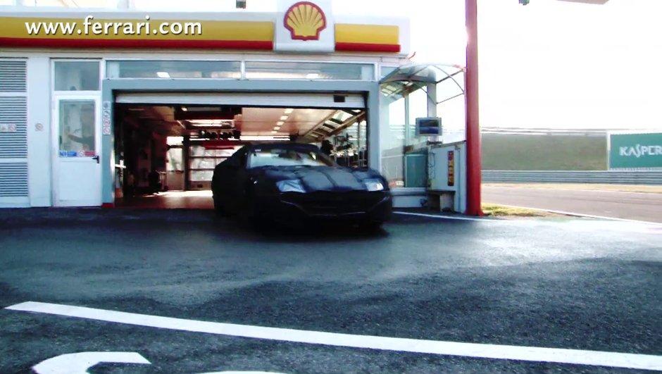 Vidéo : La future Ferrari F620 dévoilée le 29 février