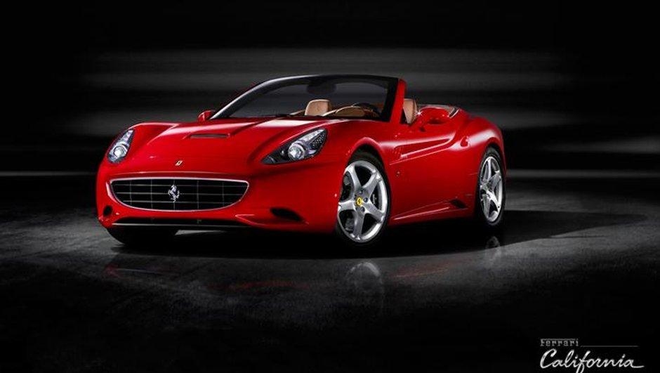 "Mondial de l'Auto 2010 : Une Ferrari California "" verte "" ?"