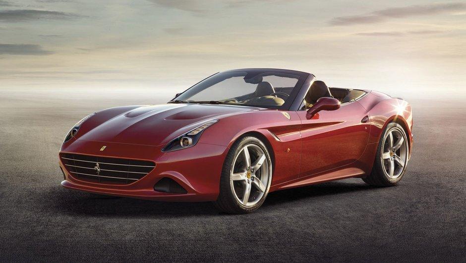 Ferrari suspend les ventes de California T et 488 GTB pour raisons de sécurité
