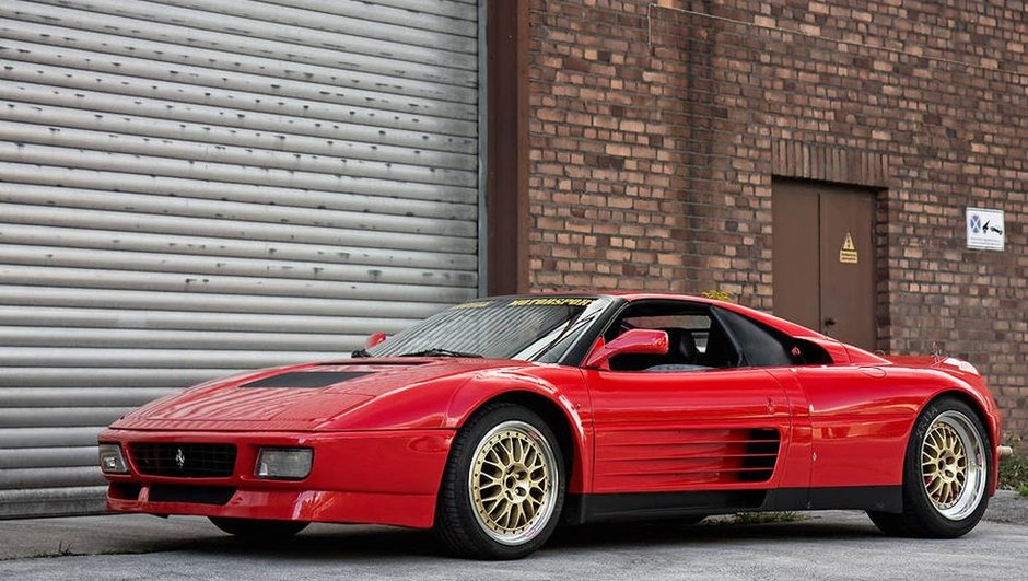 Un prototype de la Ferrari Enzo à vendre