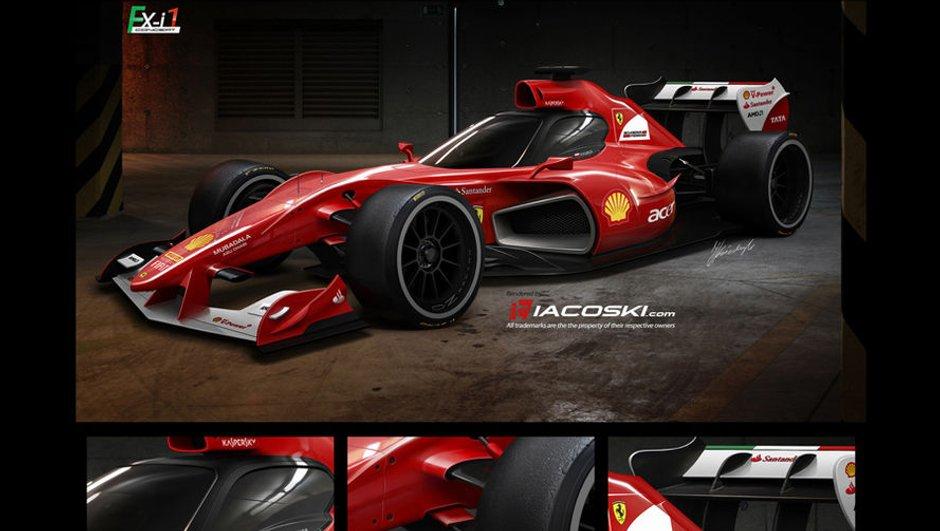 Serait-ce la Formule 1 de demain ?