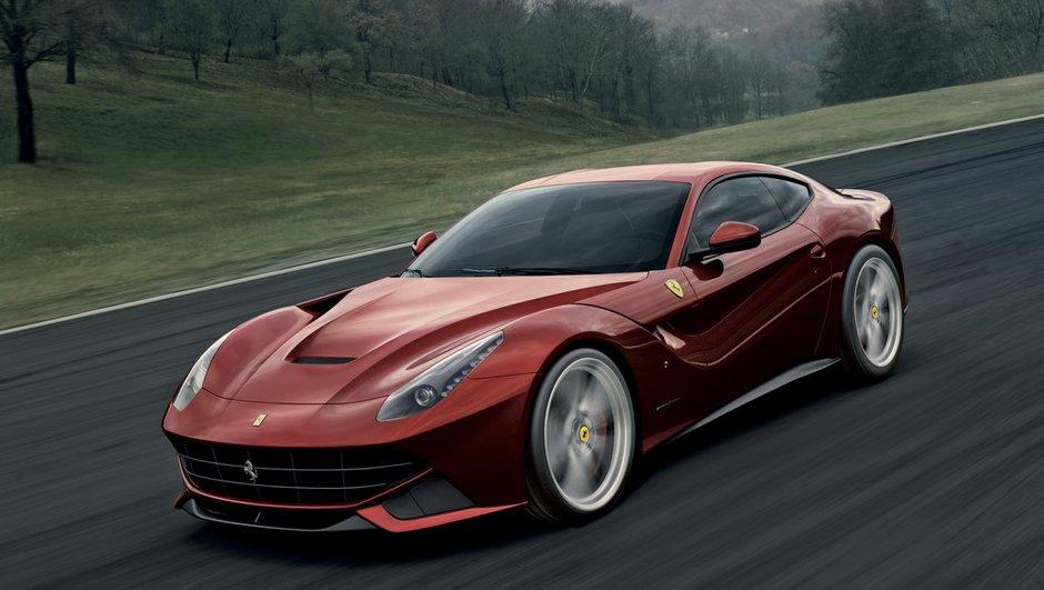 Ferrari aura des moteurs V12 hybrides, et pense au V6