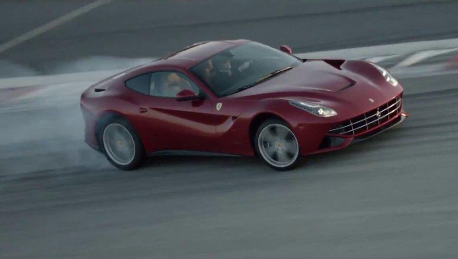 Ferrari F12berlinetta : prix à partir de 271.786 euros !