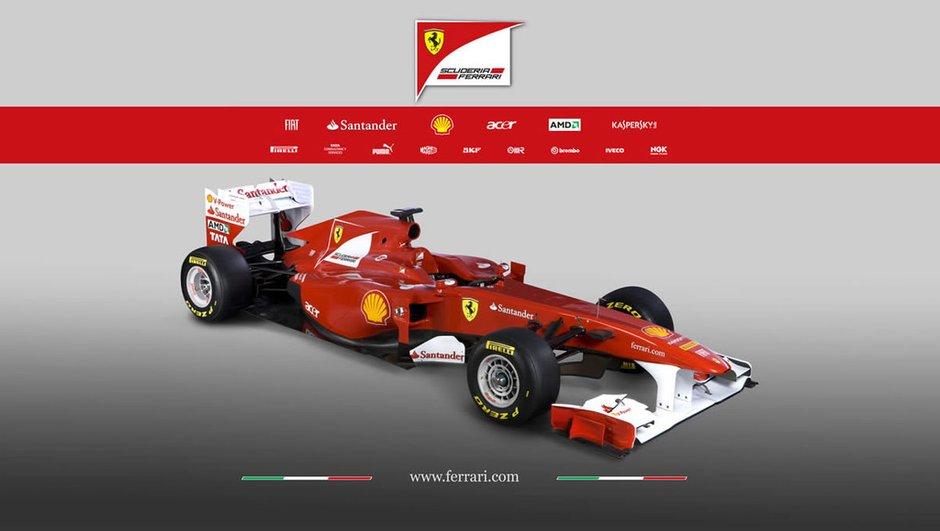 Ferrari F150, la nouvelle F1 de la Scuderia