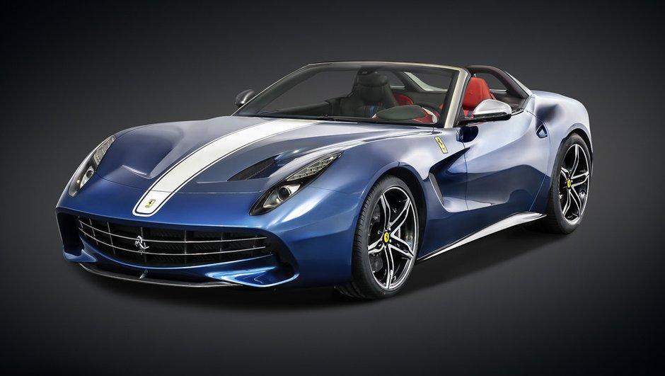 Ferrari F60 America 2014 : une F12 très exclusive pour les Etats-Unis