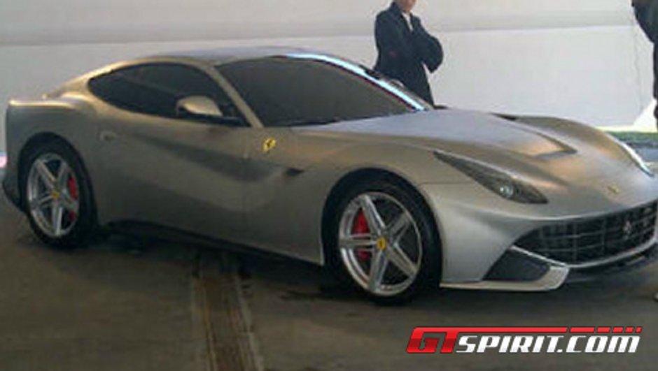 Scoop : Premières photos de la Ferrari F620 GT !