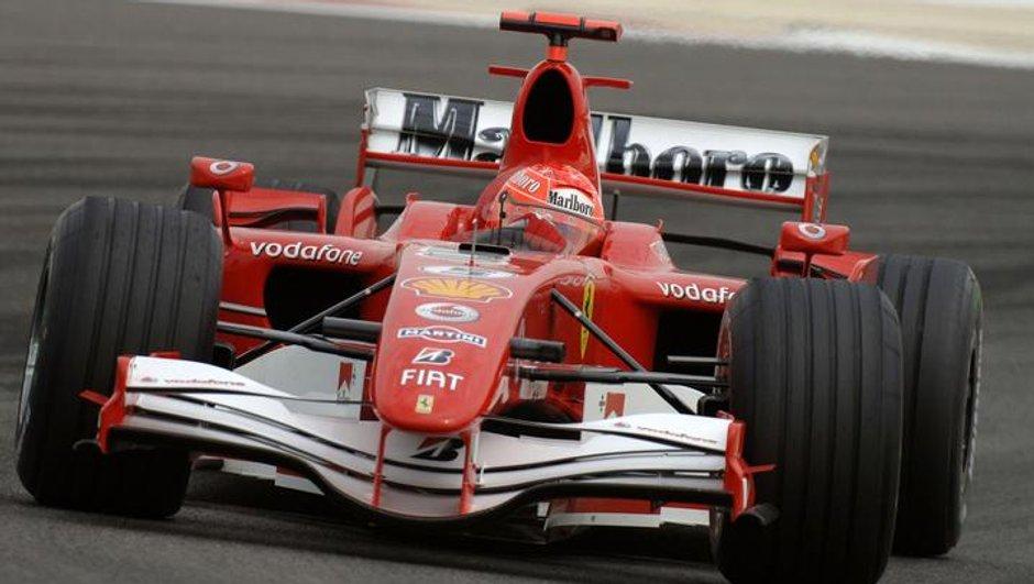 Formule 1 : Schumacher ne remplacera pas Massa