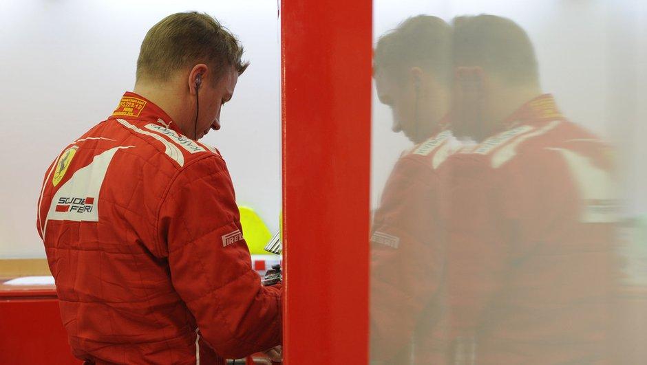 F1 : l'avenir de Räikkönen en suspens, Bianchi à l'affût ?