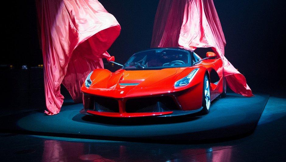 Ferrari : pas de V6, une nouveauté par an et production limitée