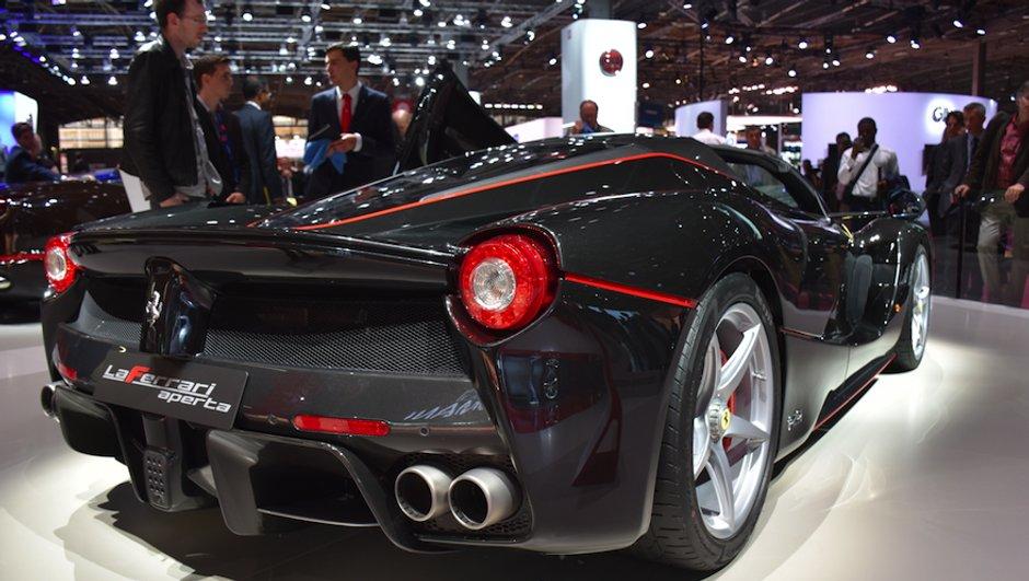 Toutes les Ferrari hybrides d'ici 2019 ?