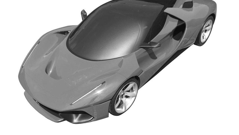Quelle est cette mystérieuse Ferrari LaFerrari ?