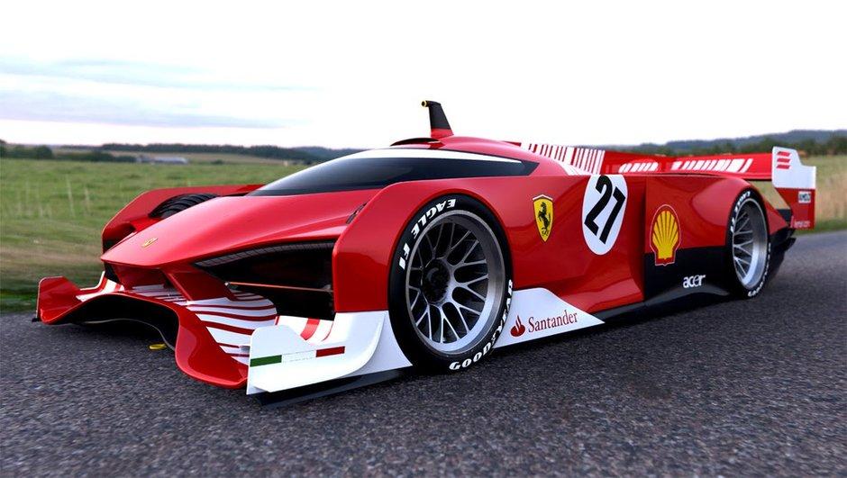Endurance : Ferrari pense à une arrivée en LMP1 ?