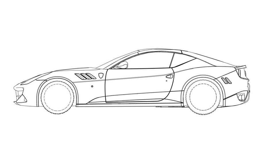 Nouvelle Ferrari mystère : FF biplace, California ou modèle unique ?