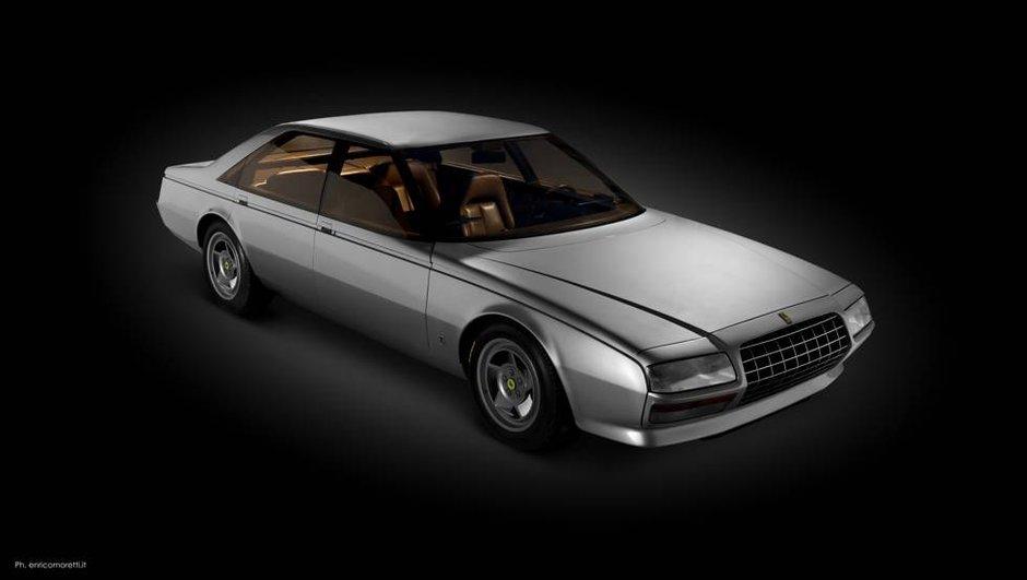 Le concept-car de berline Ferrari Pinin 1980 en vente
