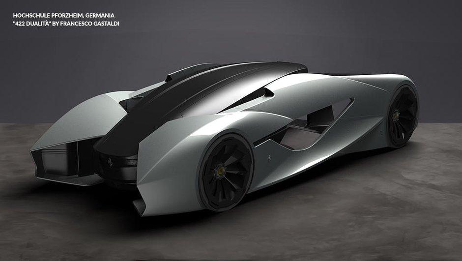 Ferrari Top Design School Challenge 2015 : Votez pour la Supercar du futur