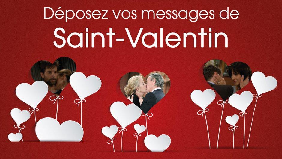 Déclarez votre flamme pour la Saint-Valentin !