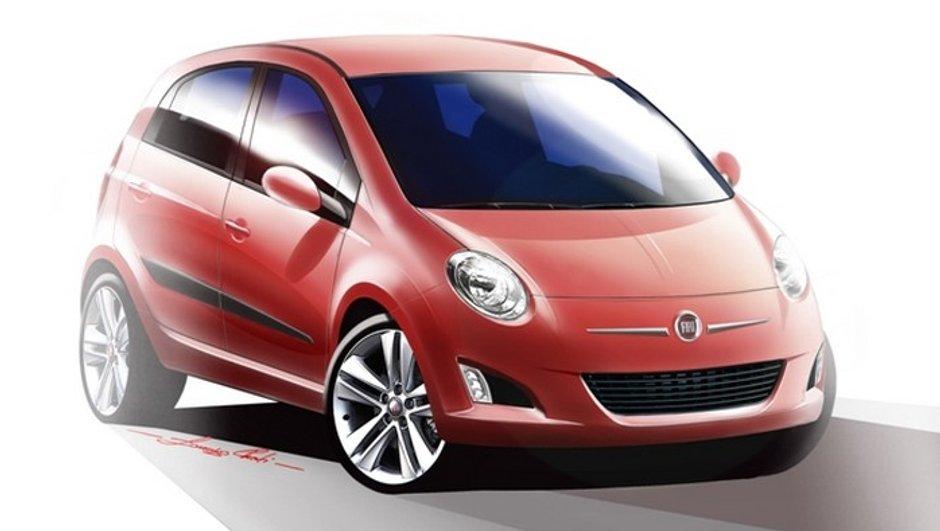 Fiat 500 Monospace : le retour du Multipla ?