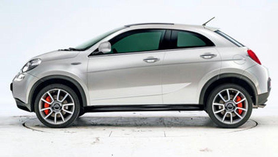 Fiat 500 : un crossover dans les cartons ?