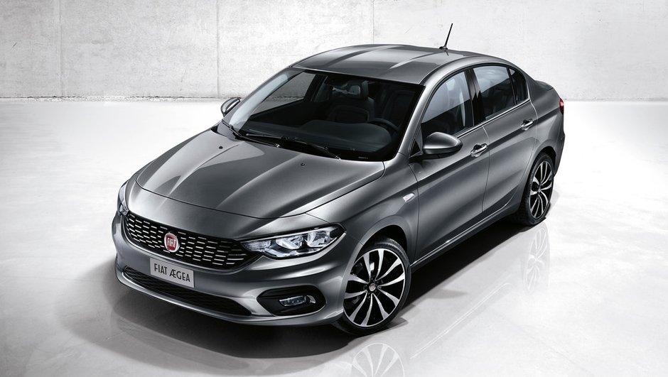 Nouvelle Fiat AEgea 2015 : avant-première en Turquie, bientôt en France ?