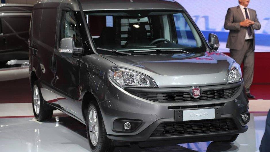 Fiat Doblo 2015 : le ludospace se refait une beauté