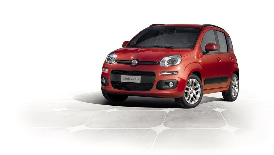 Nouvelle Fiat Panda 2012 : 3ème génération pour le Salon de Francfort