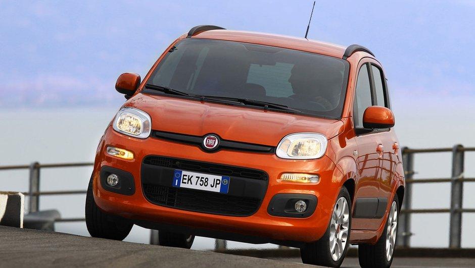 Nouvelle Fiat Panda 2012 : enfin des photos !