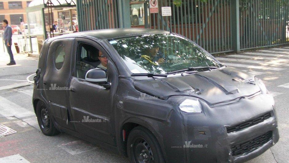 Fiat Panda : enfin la nouvelle génération !