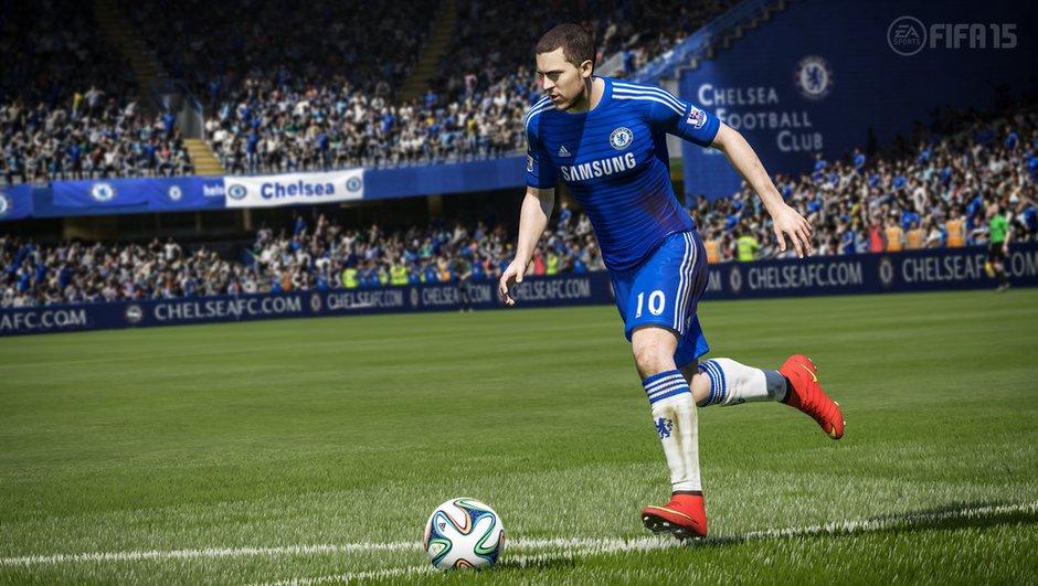 FIFA 15 : Laurent Koscielny est le joueur le plus échangé dans le jeu