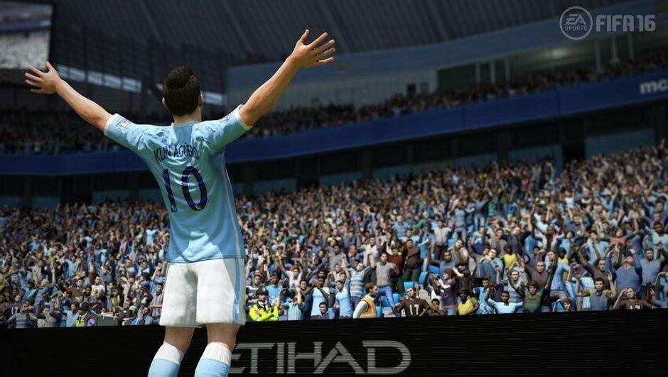 FIFA 16 : Des chiffres records en une infographie