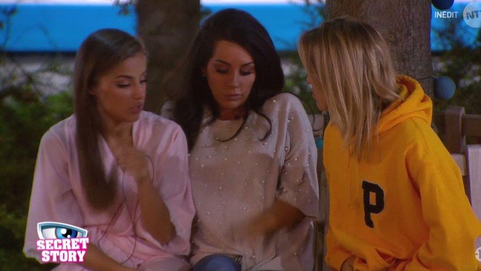 Secret Story 11 - Kamila, Charlène et Laura en guerre contre Barbara