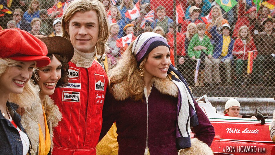 Rush : Niki Lauda incarné au cinéma (vidéo de la bande-annonce)