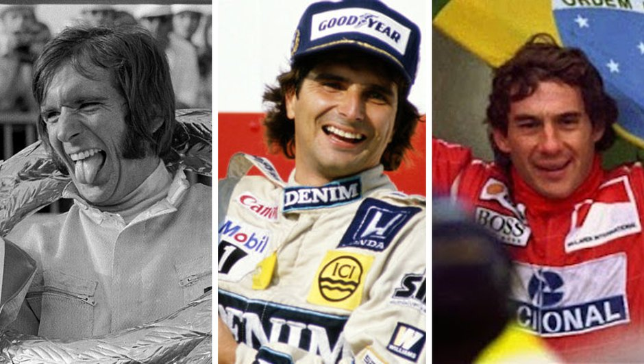 Focus Automoto : Fittipaldi, Piquet, Senna, ces trois pilotes qui ont fait la F1 brésilienne